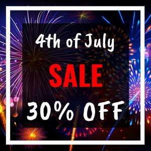 🚨4th of July SALE 🇺🇸 ✨
